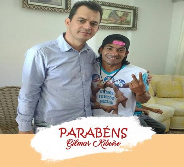 Parabéns Prefeito Gilmar Ribeiro