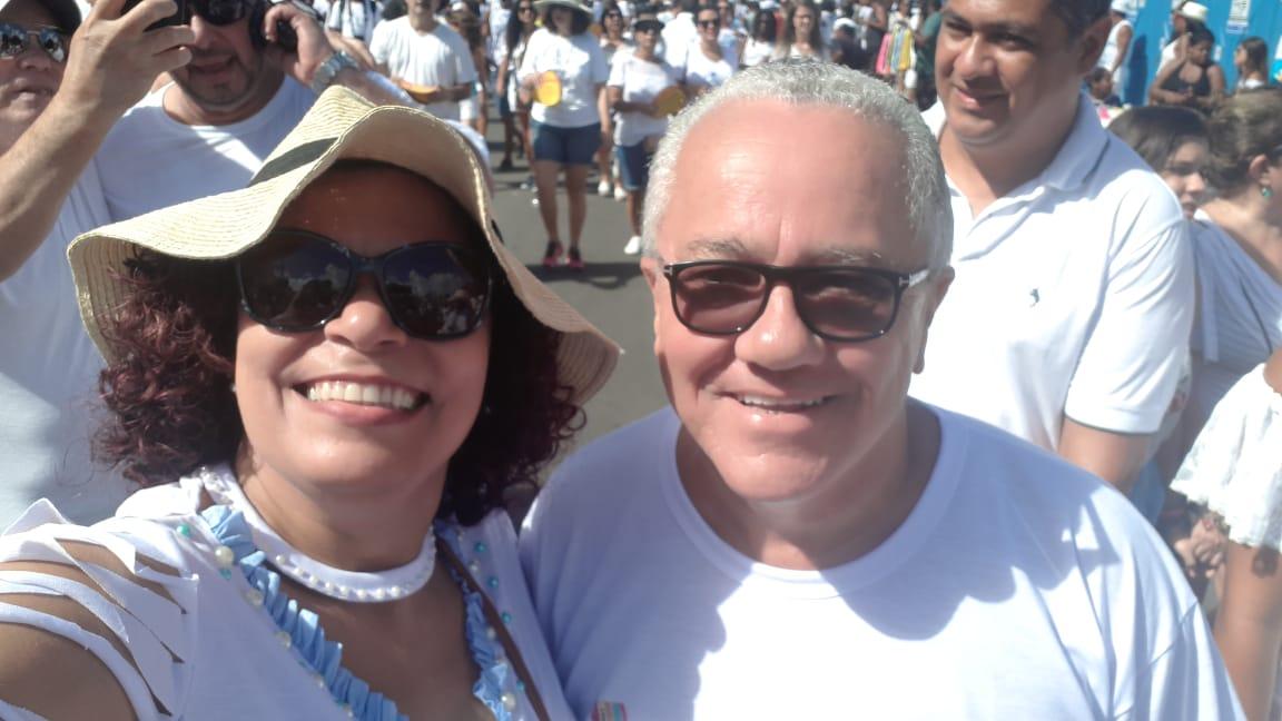 Deputado Federal Josias Gomes Participa Junto Com O Governador Rui Costa Da Festa Do Bonfim