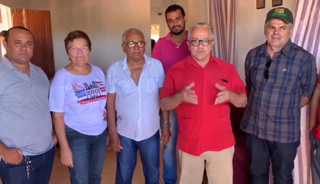 Josias Gomes Visita Quijingue