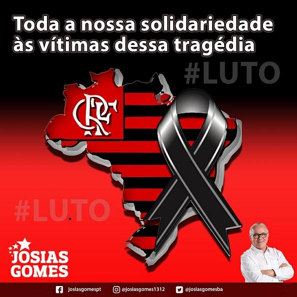 Força Flamengo!