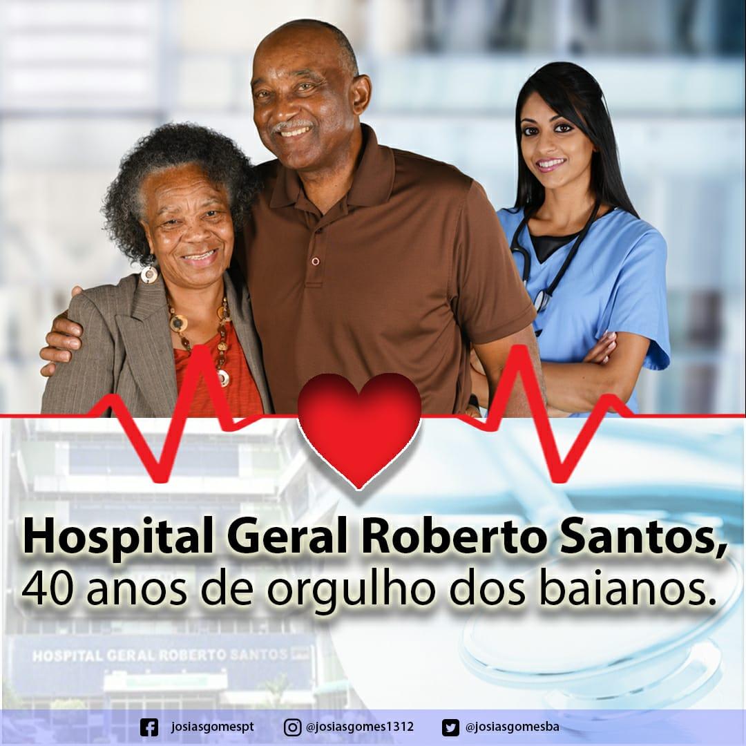 Comemoração No Hospital Roberto Santos