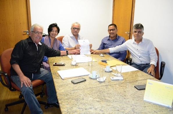 Secretário Josias Gomes Anuncia Convênio Da SDR Com O Município De Jiquiriçá