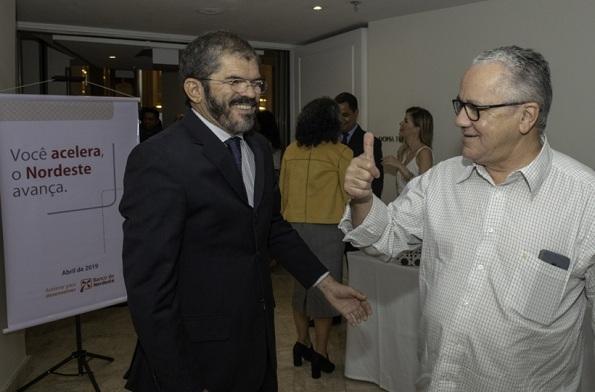Josias Gomes Participa No BNB De Encontro Empresarial Sobre Crédito