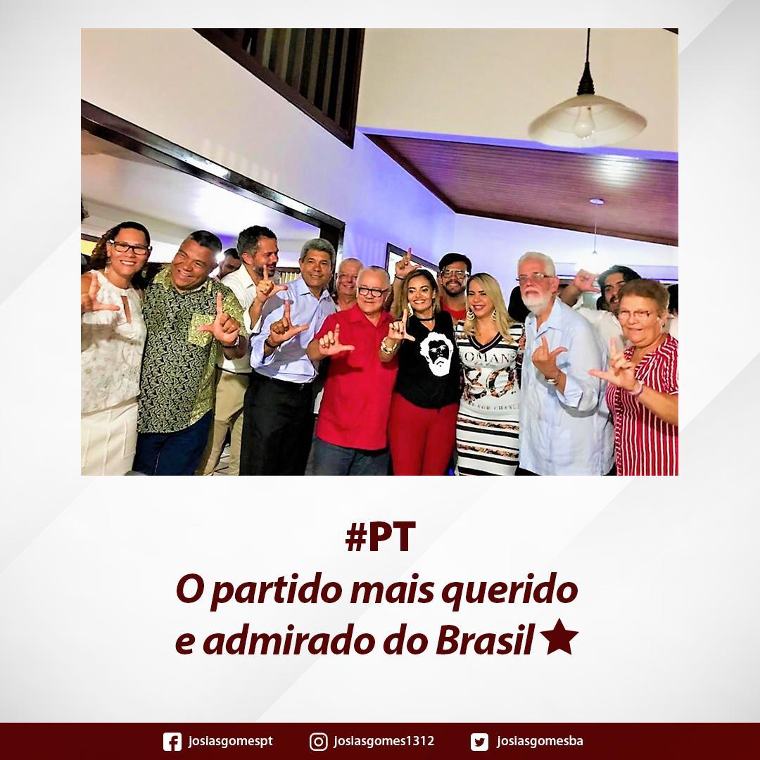 PT: O Partido Mais Querido Do Brasil
