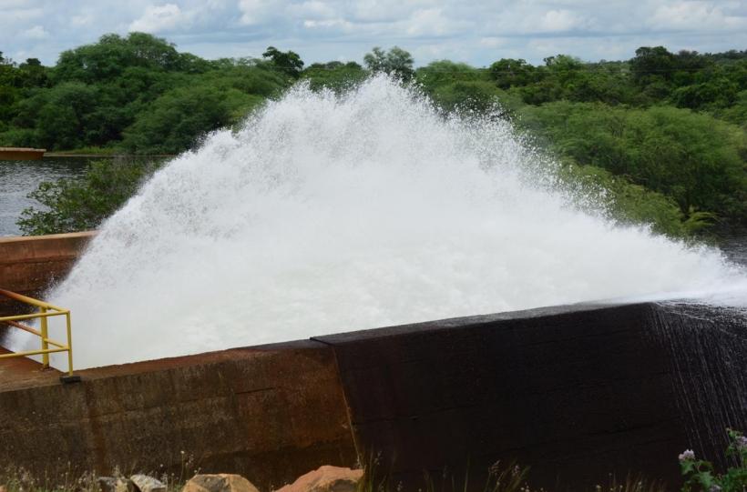 Barragem De Ponto Novo Já Está Funcionando Com 100% De Sua Capacidade