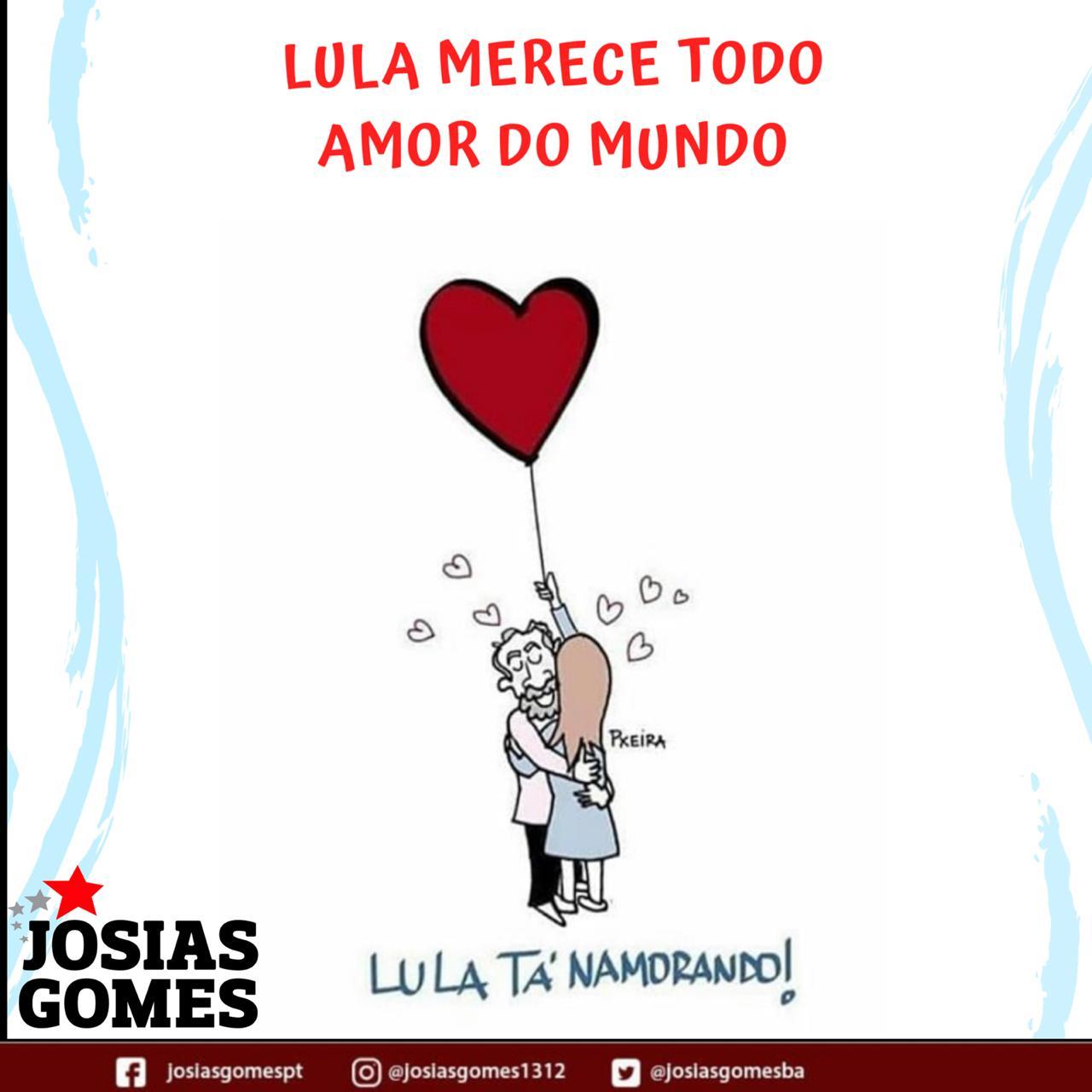 Lula é Paz E Amor!