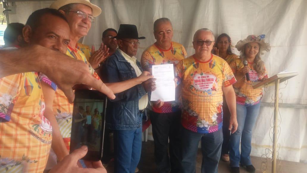 Senhor Do Bonfim: Secretário Josias Gomes Participa De Evento Para Fortalecer A Produção Rural
