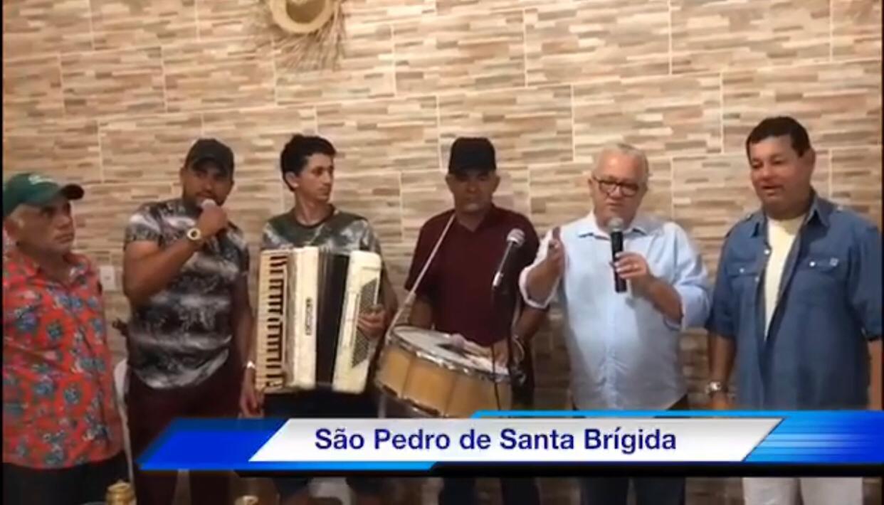 São Pedro De Santa Brígida!