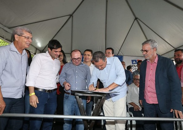 SDR Assina Convênio Com A Associação De Agricultores Familiares Quilombolas De Periperi