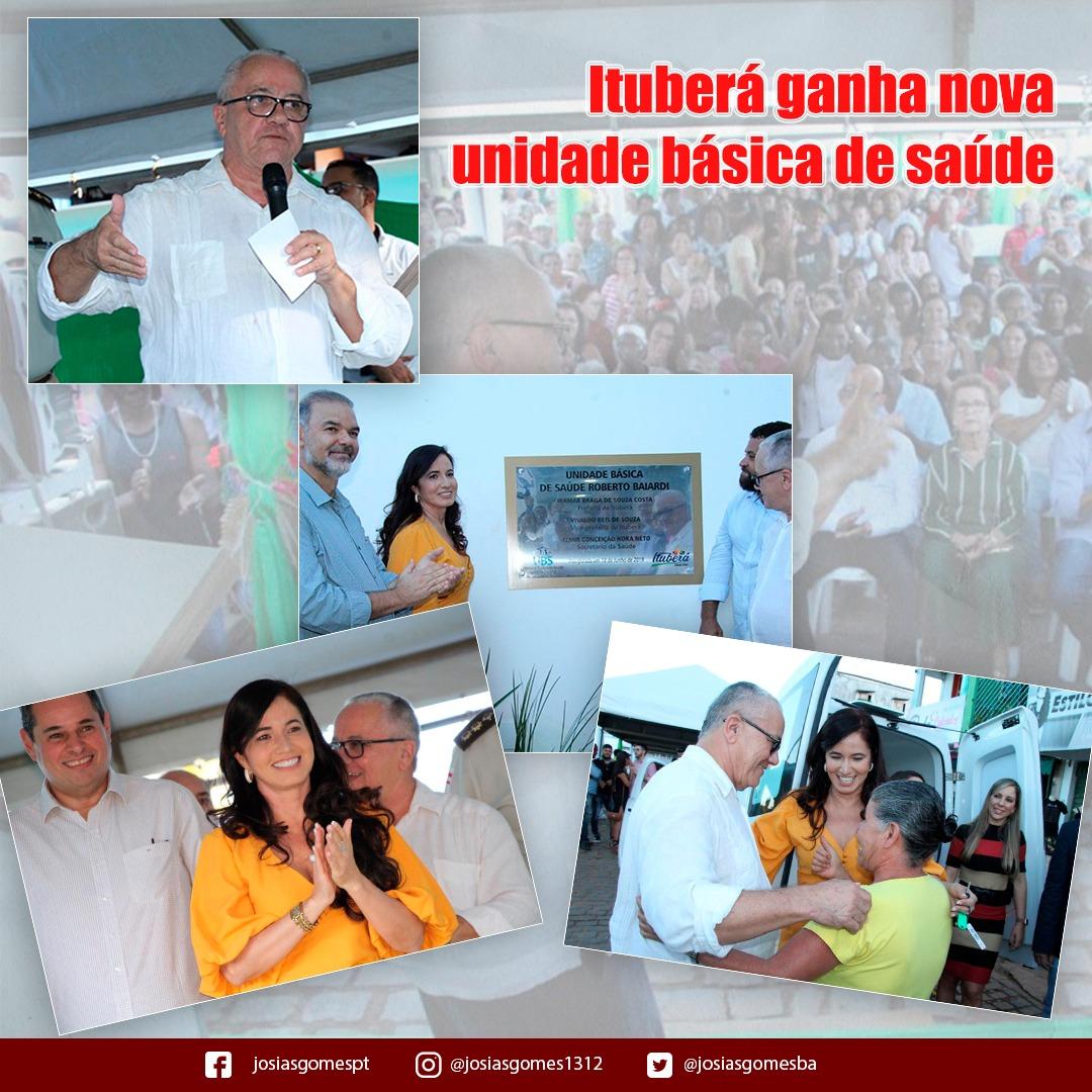 Josias Gomes Participa De Programação Em Ituberá