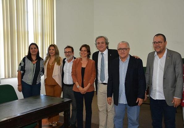 SDR E Ufba Firmam Parceria Para A Realização Do Cadastro Estadual De Terras