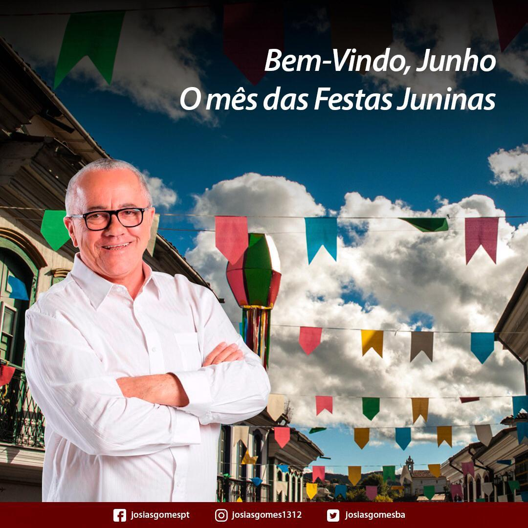 Mês Das Festas Juninas!