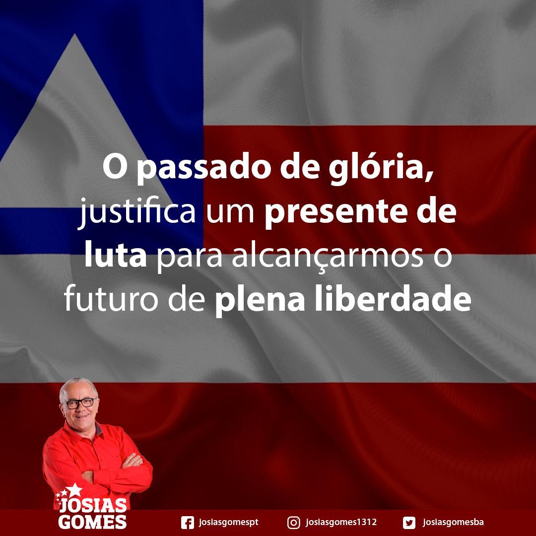 Celebração Da Independência Da Bahia!