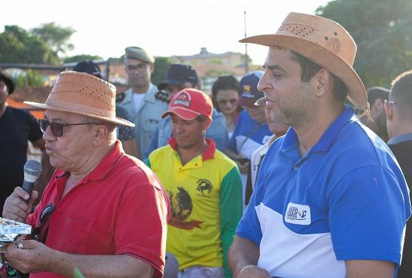 Josias Gomes Participa Em Souto Soares Da Festa Do Aniversário Da Cidade