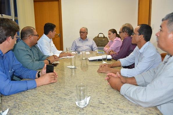 Agricultores Familiares De Bom Jesus Da Lapa Debatem Na SDR Ações Na área De Extensão Rural