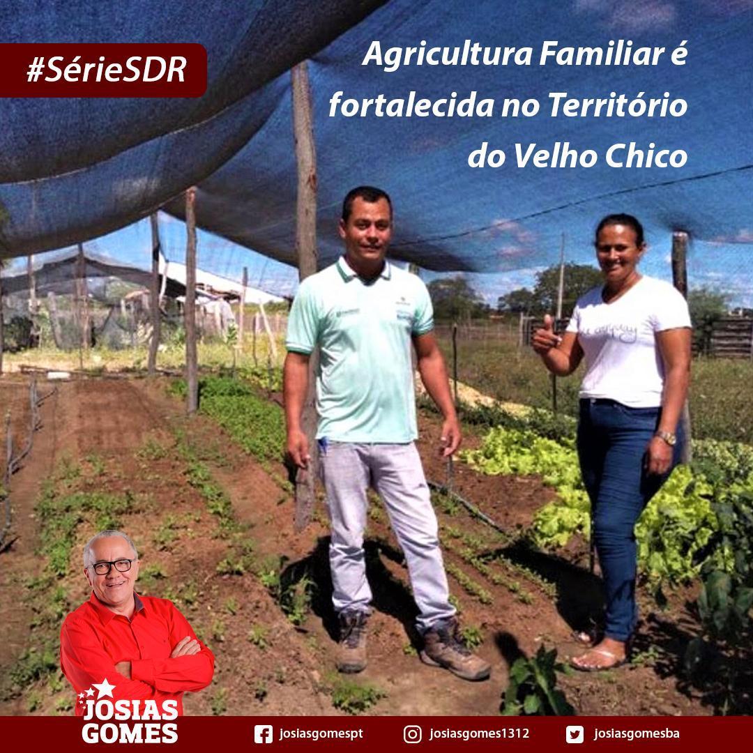 Apoio Aos Agricultores Do Velho Chico!