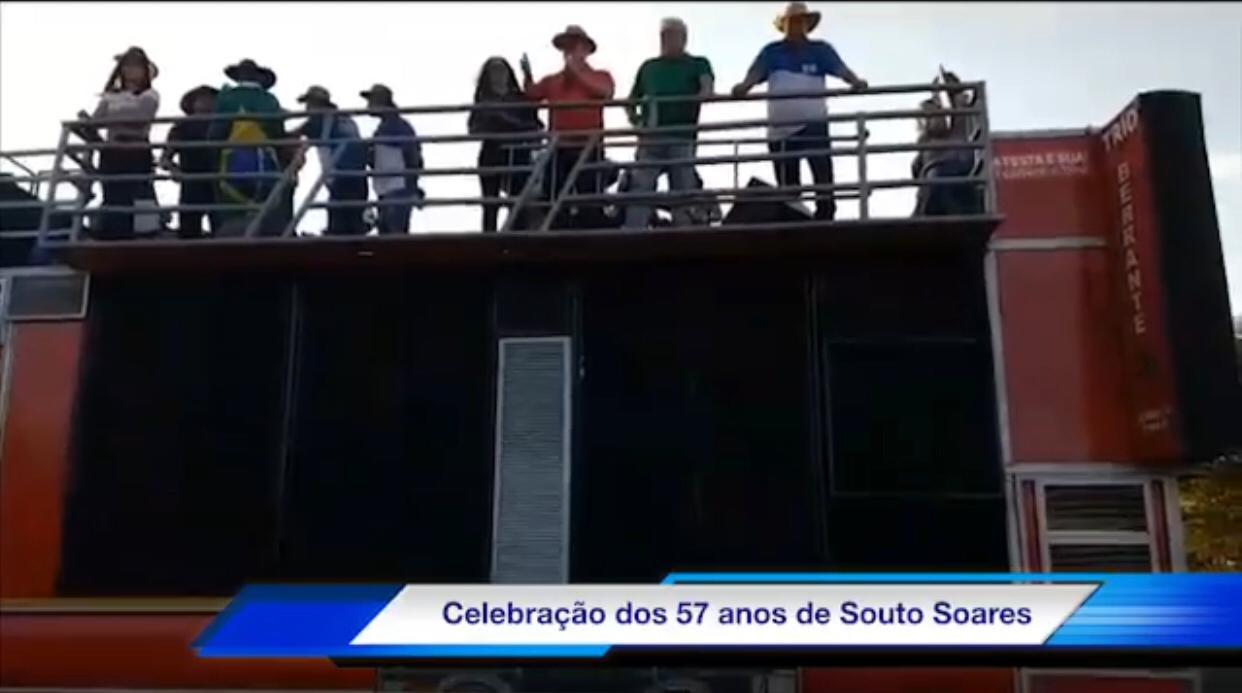 Festa Em Souto Soares!