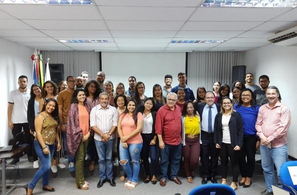 Secretário Josias Gomes Participa Da Comemoração Do Dia Do Estagiário