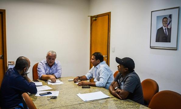 Lideranças De Casa Nova Apresentam Na SDR As Demandas Dos Agricultores Familiares