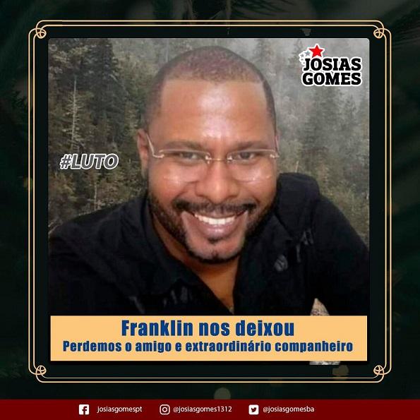 A Perda De Franklin De Seu França!