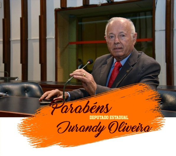 Parabéns Deputado Jurandy Oliveira