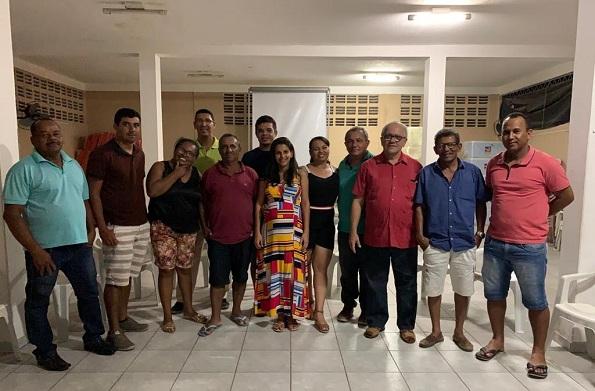Deputado Josias Gomes Participa Em Remanso De Reunião Com Lideranças Do PT
