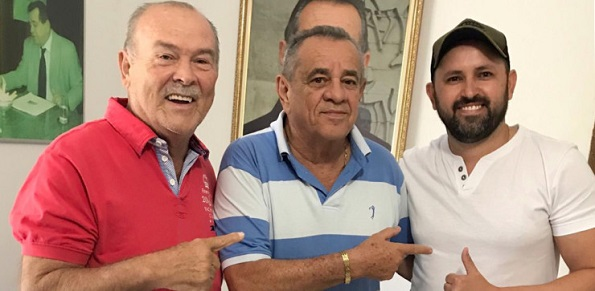 Robinho Será Candidato A Prefeito De Manoel Vitorino Na Eleição De 2020