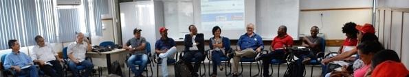 Josias Gomes Coordena Reunião Com Representantes Do Movimento Dos Trabalhadores Rurais (MST)