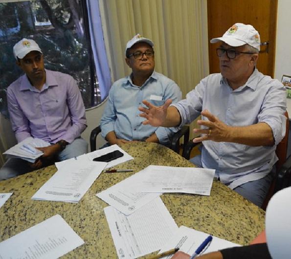 Lideranças De Agricultores Familiares Apresentam Suas Demandas Ao Secretário Josias Gomes