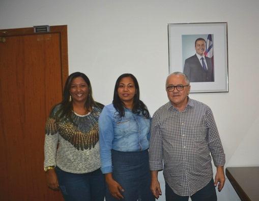 Ibicaraí: Secretária De Assistência Social Debate Com Josias Gomes Ações No Município