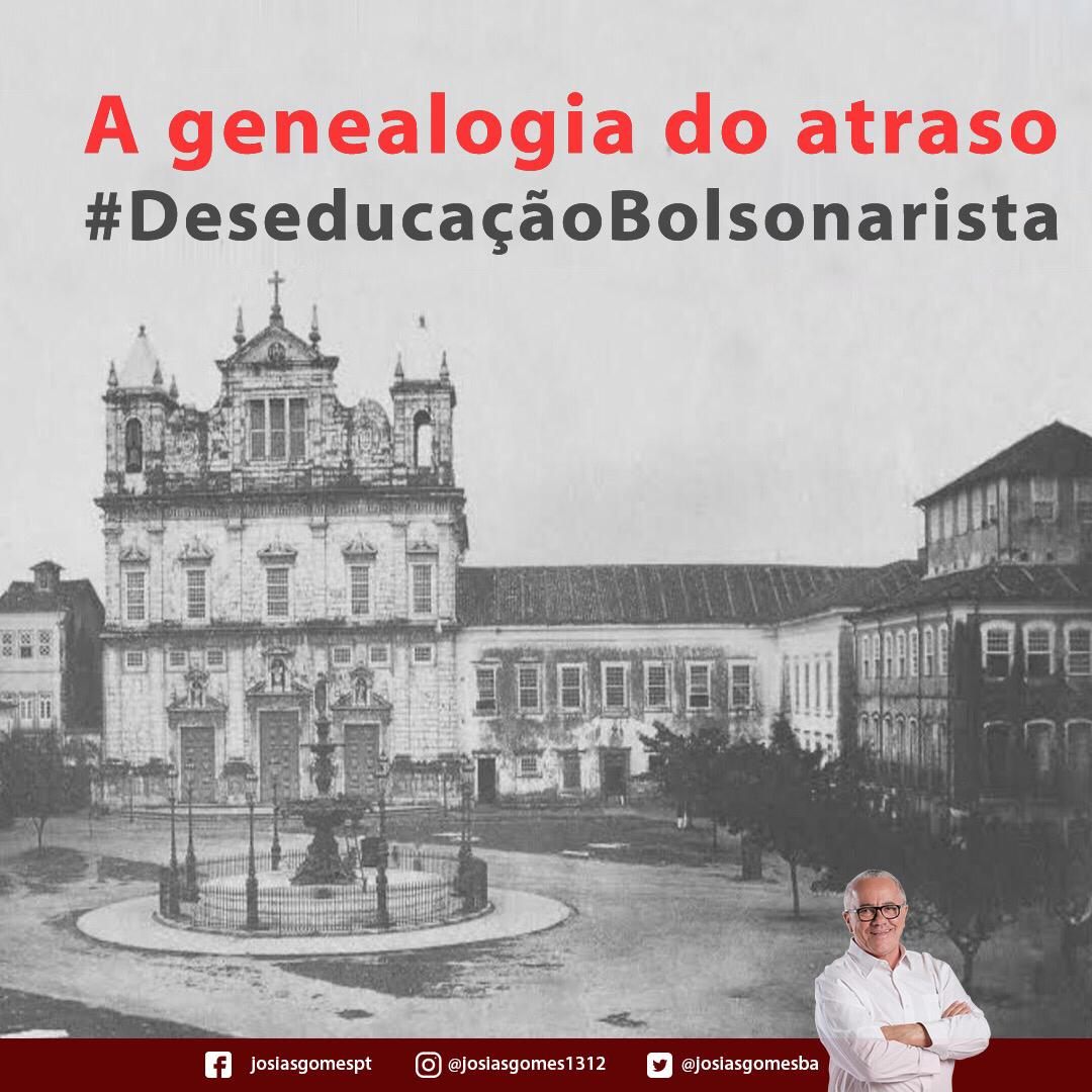 A Genealogia Do Atraso