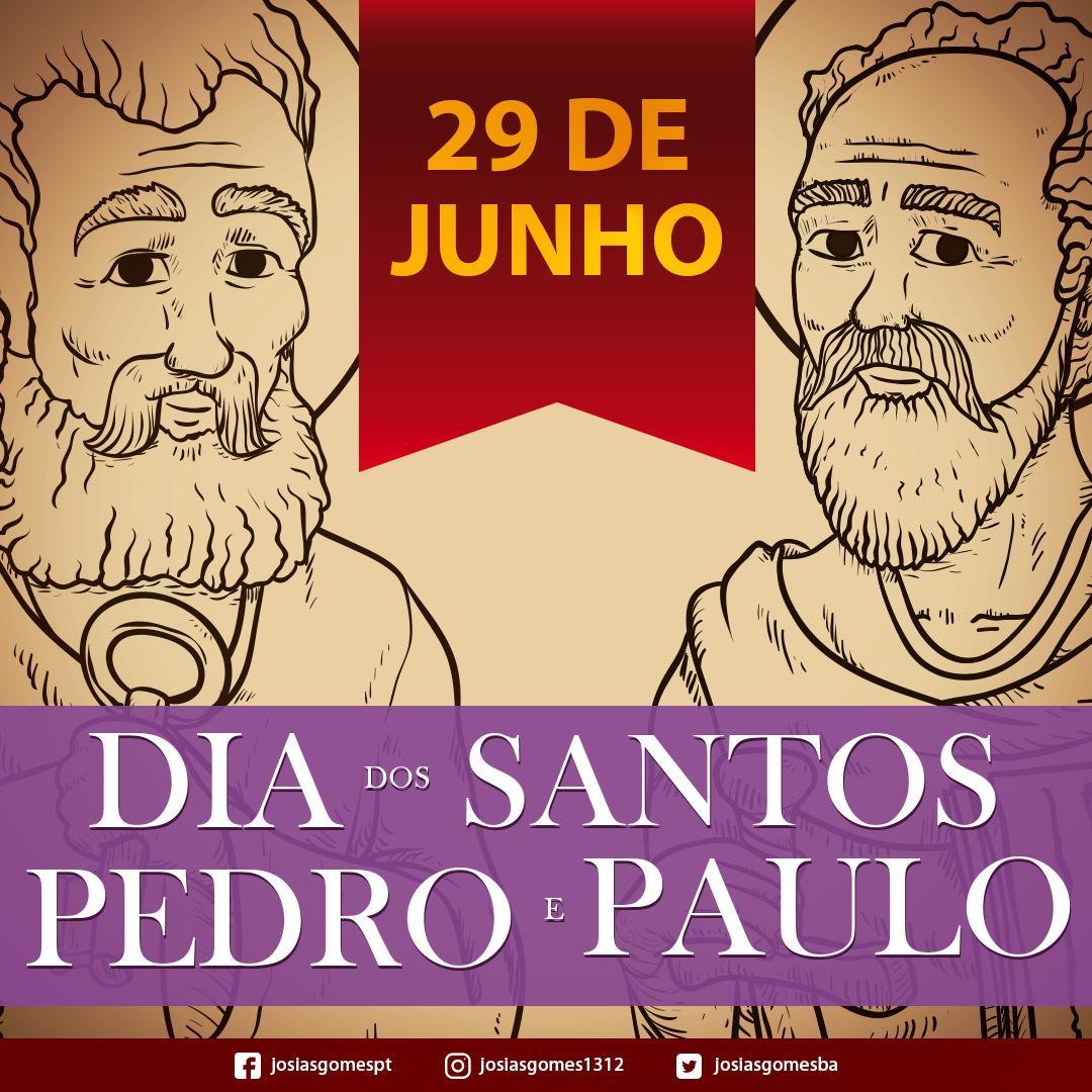Festa Para São Pedro!