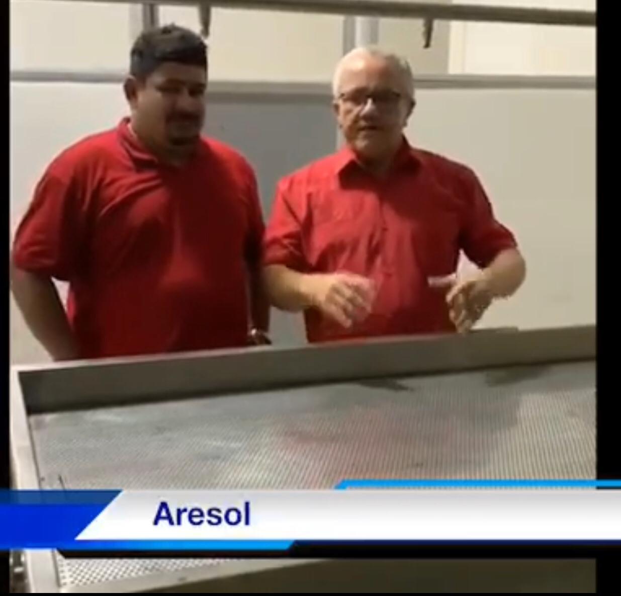 Aresol Prova Sucesso Dos Agricultores Familiares!