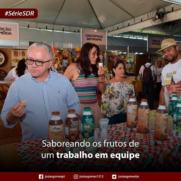 Agricultura Familiar é Destaque Na Bahia Farm Show!