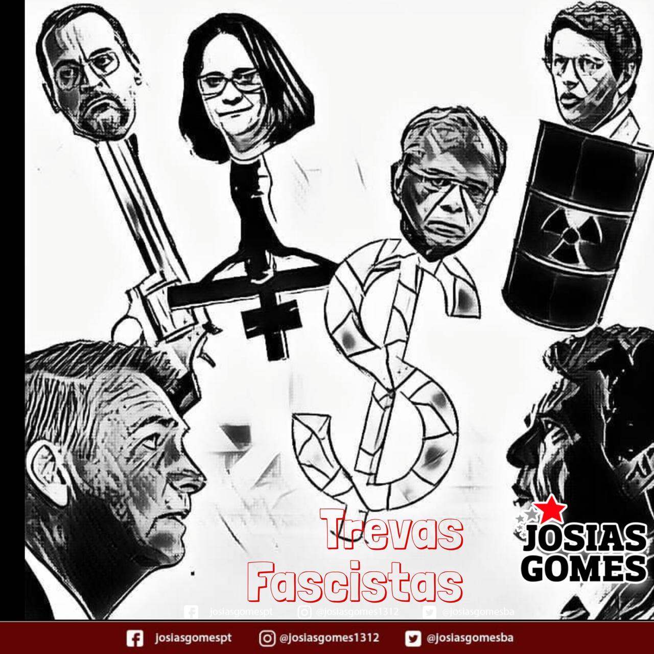 Força Do Mal Bolsonarista Destrói O Brasil!