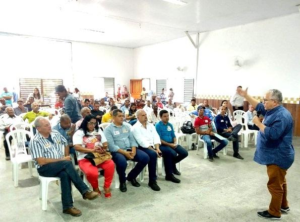 Camacã: Josias Gomes Participa Do Seminário Parceria Mais Forte Pela Agricultura Familiar