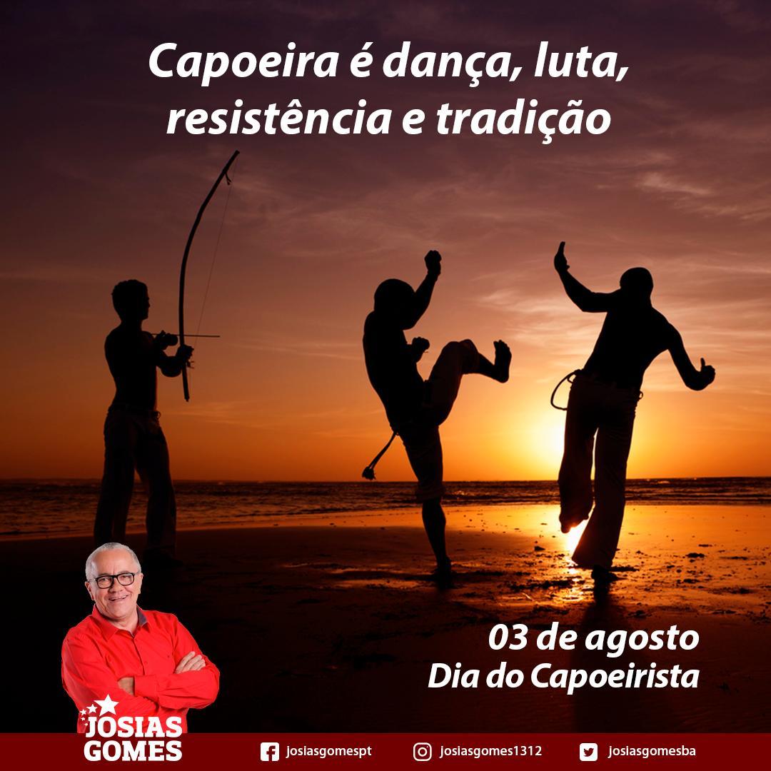 Dia Do Capoeirista!