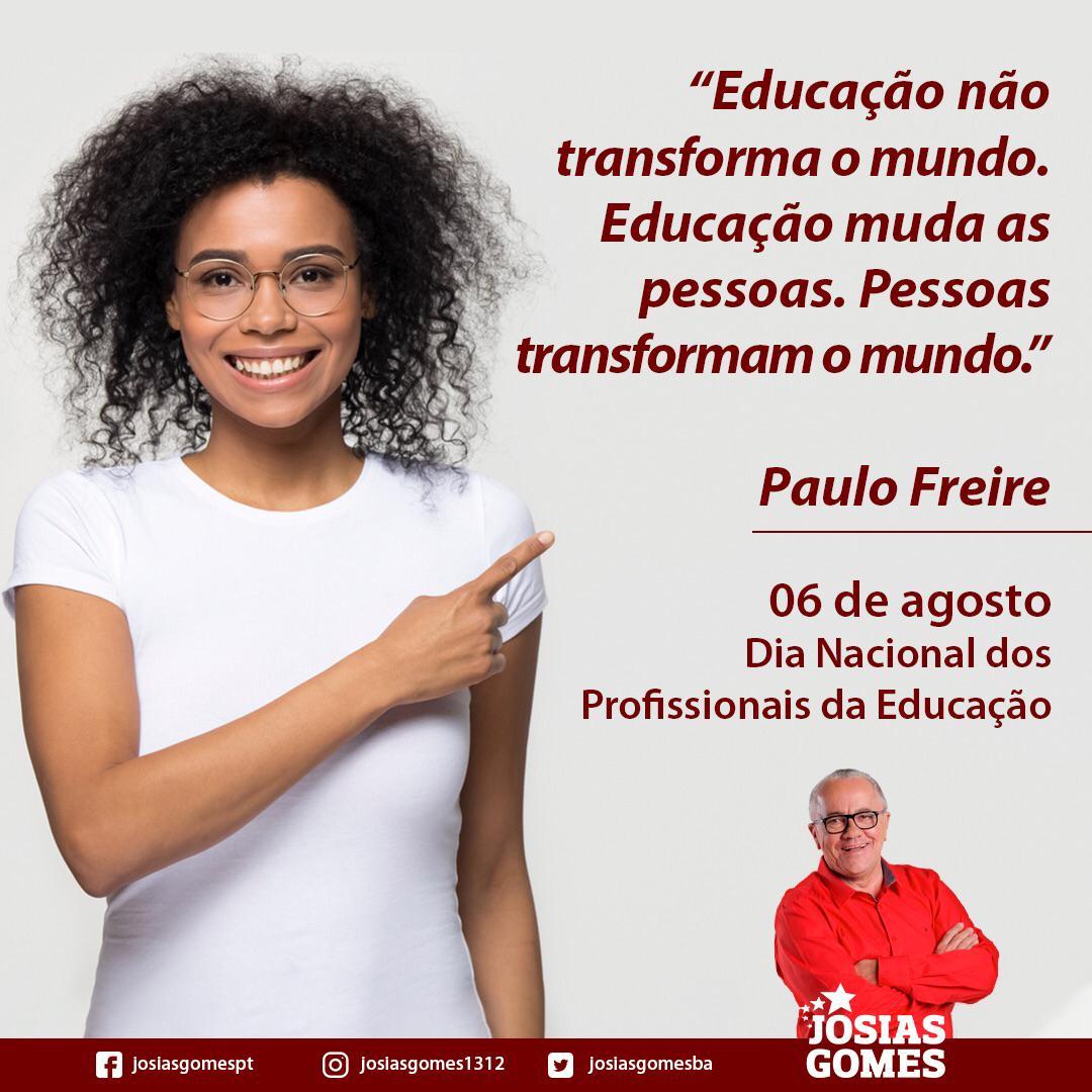 Parabéns Profissionais Da Educação!