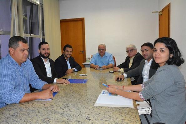Dirigentes Da Funetec Apresentam Projeto Para Fortalecer A Agricultura Familiar Da Bahia