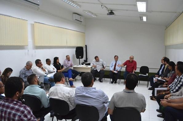 Secretário Josias Gomes Participa Da Criação Do Comitê Estadual De Sanidade Suídea Da Bahia