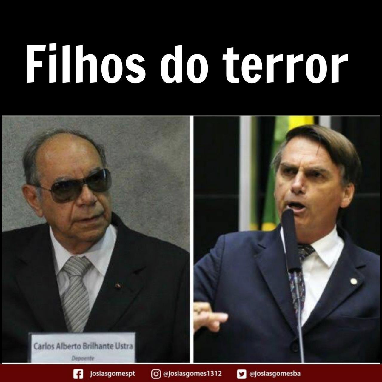 Apologia Do Terror!