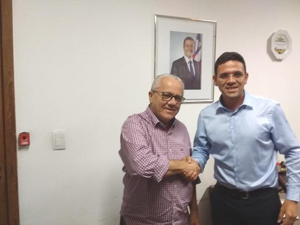 Prefeito De Coaraci Debate Com Josias Gomes Ações Em Benefício Do Município