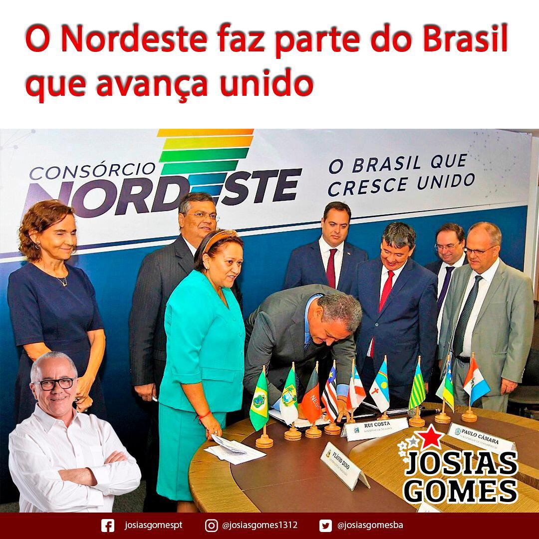 O Sucesso Do Consórcio Nordeste!