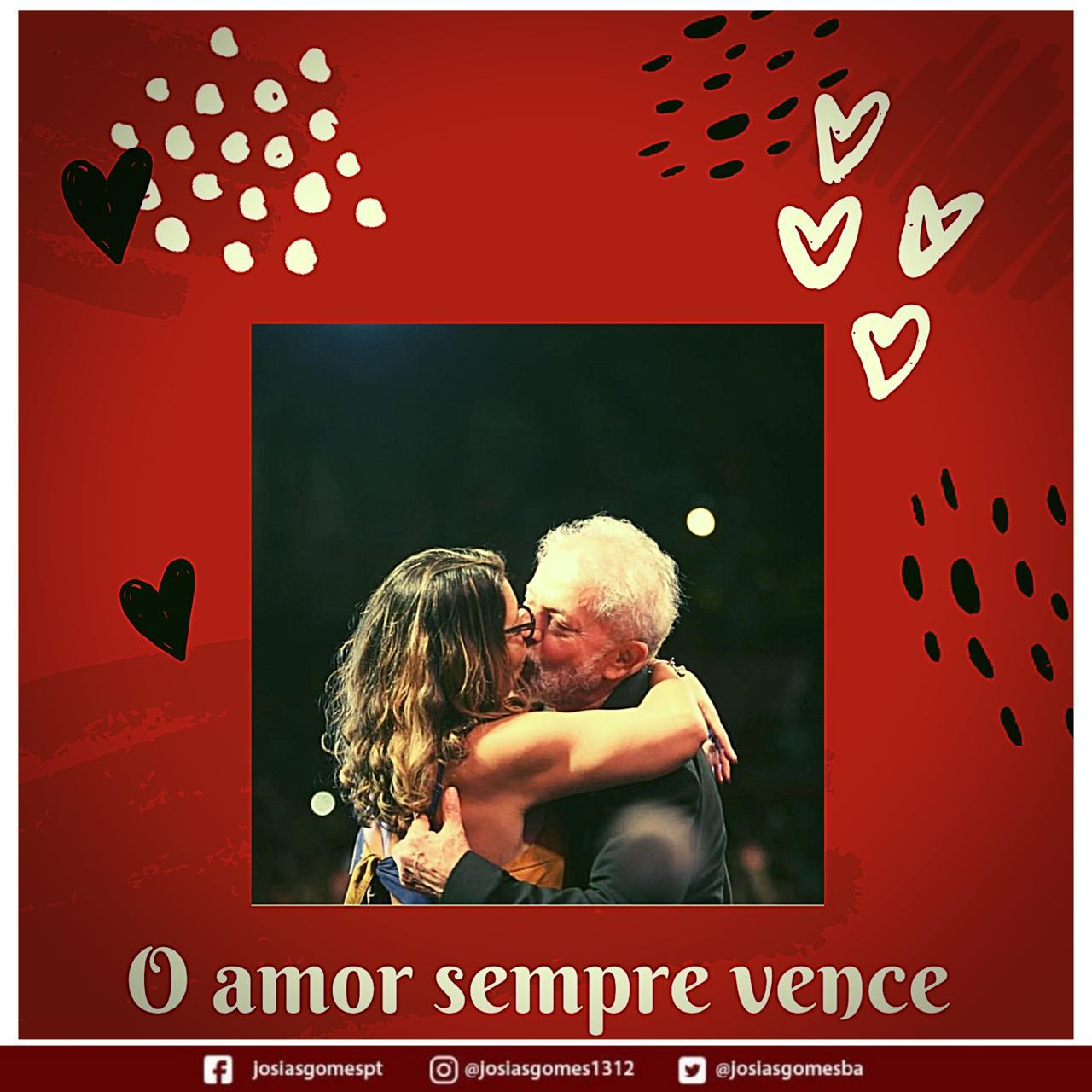 O Amor Vence O ódio!
