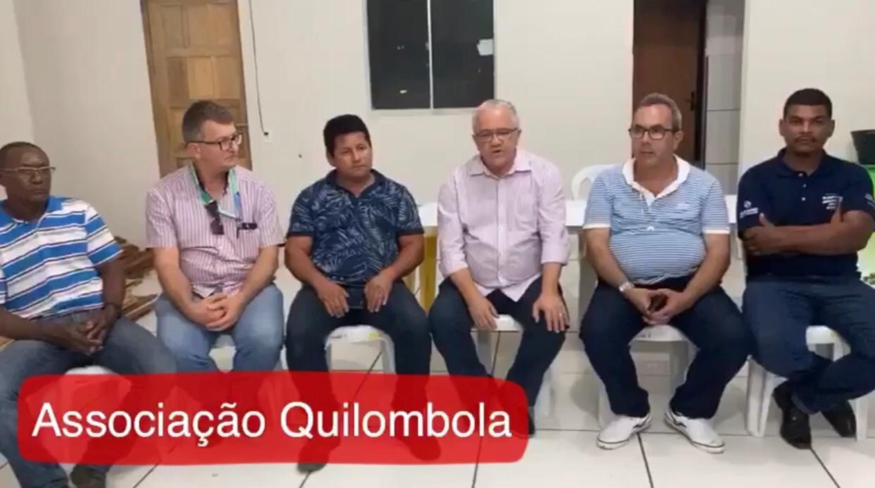 Investimento Nos Povos Quilombolas!