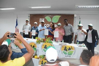 Secretário Josias Gomes Debate Desenvolvimento Rural Em Encontro Da Cecaf