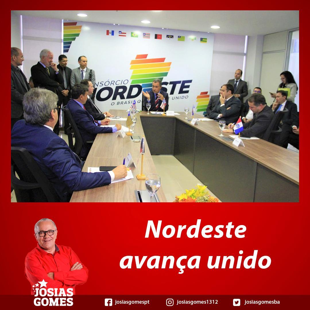 Consórcio Nordeste Tem Sede Em Brasília!
