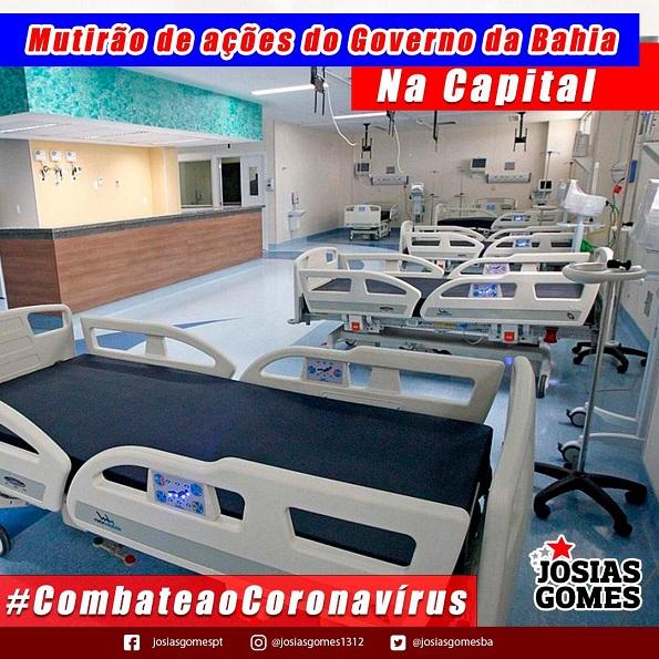 Medidas De Combate Ao Coronavírus Em Salvador!