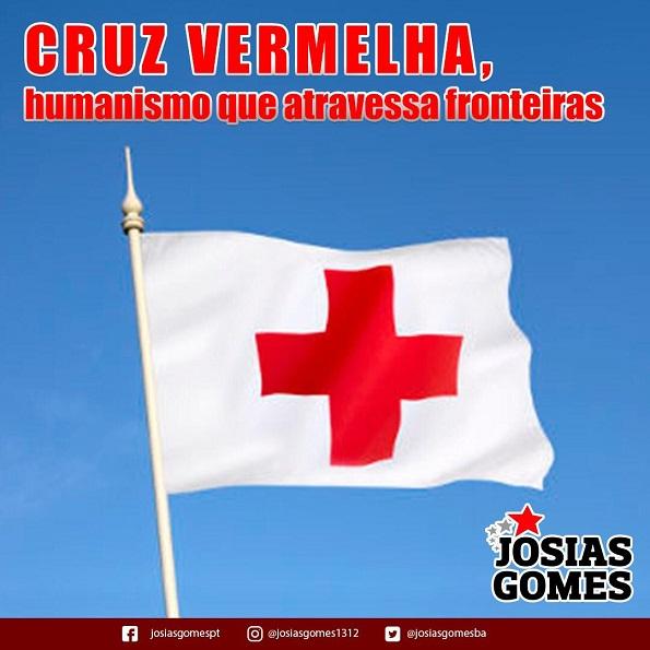 Homenagem à Cruz Vermelha!