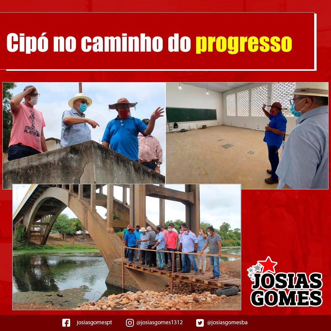 Cipó Caminha Em Passos Largos Rumo Ao Desenvolvimento!
